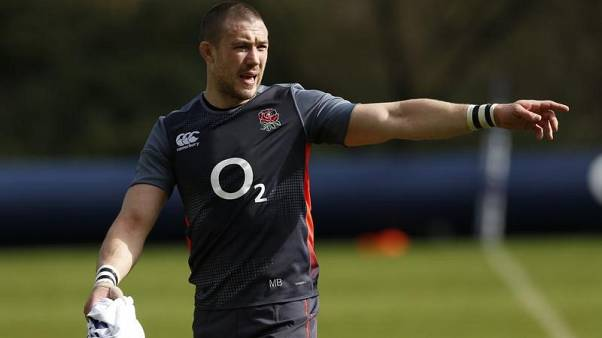England fullback Brown fit for autumn internationals