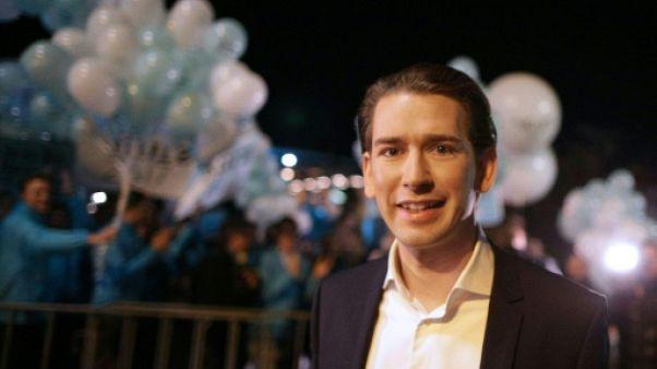 Sebastian Kurz, le jeune Autrichien encore plus pressé que Macron
