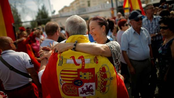 Juncker says does not want Catalan independence