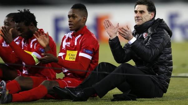 Swiss club Sion's president to defy 14-month ban