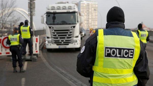 Germany, France, Austria say internal EU border checks still needed