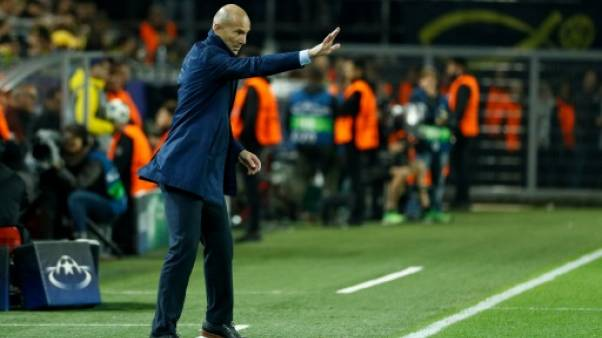"""Real Madrid: Zidane se voit en """"entraîneur confirmé"""" avant son 100e match"""