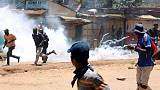Kenya police shoot dead two protesters amid opposition demonstrations