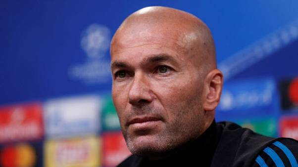Zidane unsure when injured Bale will return