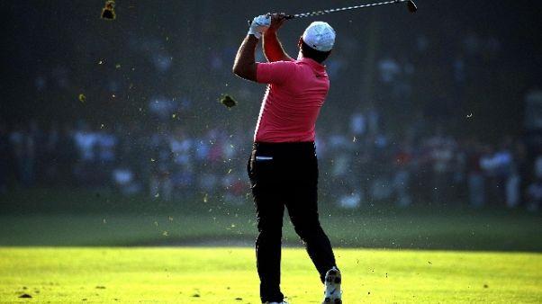Golf: Open d'Italia, F.Molinari e' 4/o