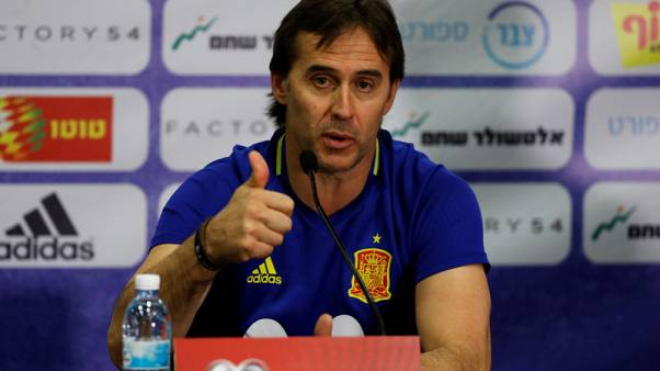Spain to meet World Cup hosts Russia, Costa Rica in November friendlies