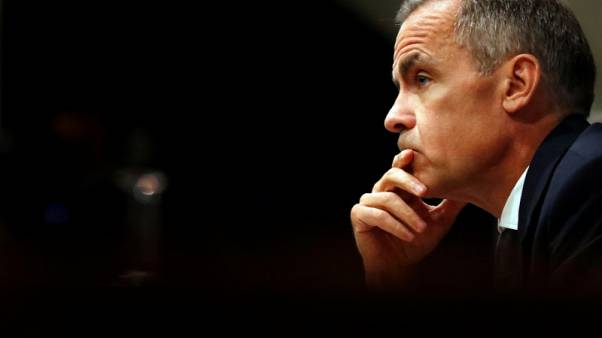 BoE's Carney sticks to view UK rates may rise in 'coming months'