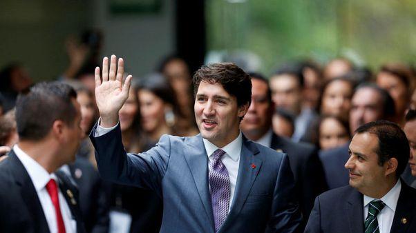 Canada's Trudeau calls treatment of women in Mexico 'unacceptable'