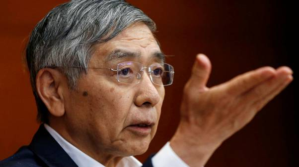 BOJ's Kuroda does not see excesses building up in markets