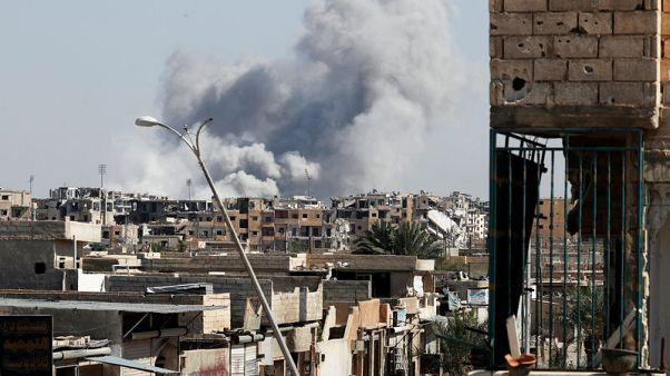 Islamic State Raqqa defeat 'may be today or tomorrow' - Syrian Kurdish YPG