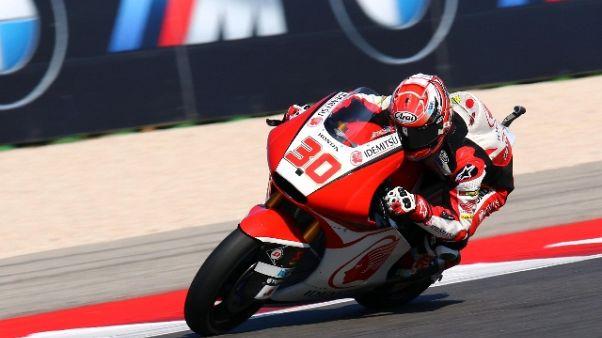 Moto2: Giappone, Nakagami in pole
