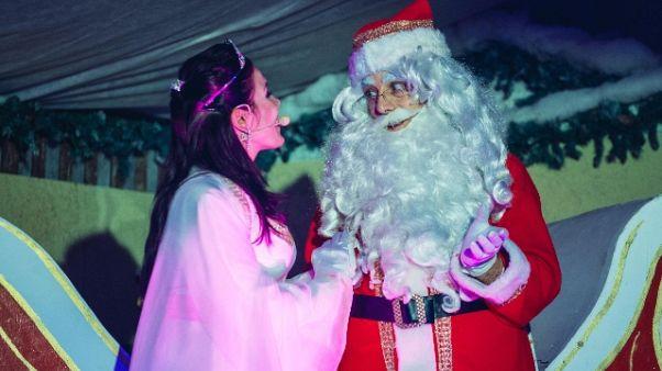 Govone diventa Magico Paese di Natale