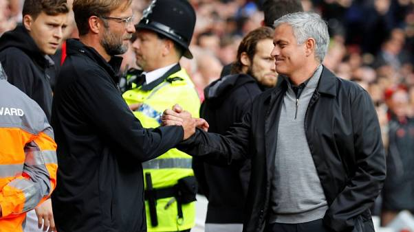 Mourinho suggests Klopp as much to blame for bore draw