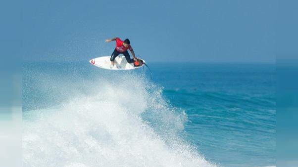 Surf: Gabriel Medina et Carissa Moore triomphent à Hossegor