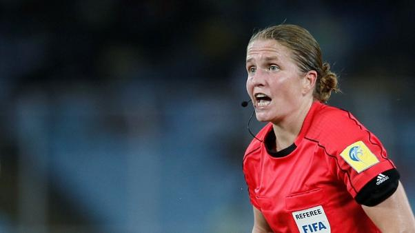 New Caledonia hold Japan in U-17 World Cup game refereed by woman