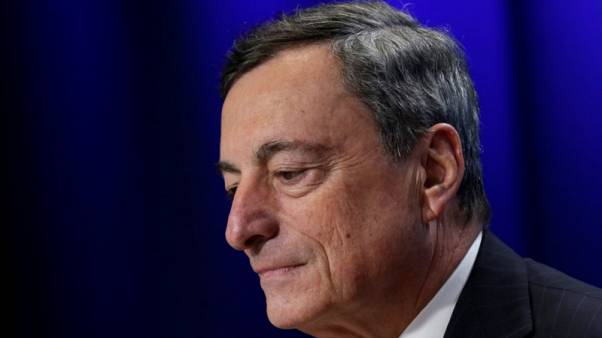 Euro zone wages will take time to rise - Draghi