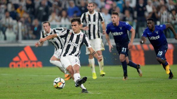 Lazio end Juve's long home run as Dybala misses penalty