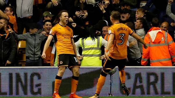 Jota and Bonatini send Wolves to the top of Championship