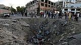 Un camion chargé d'explosifs intercepté dans Kaboul