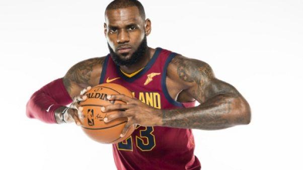 NBA : LeBron James, neuf mois de spéculations jusqu'à l'été 2018