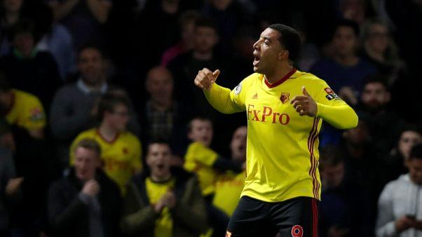 Deeney questions Arsenal's spirit after Watford defeat