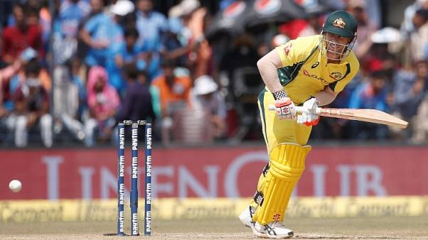 Australia's Warner gearing up for Ashes battle with England