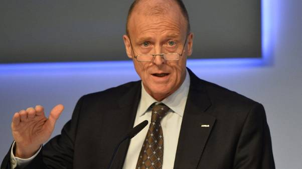 Airbus CEO sees no reason to step down over probes