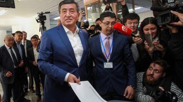 Ex-PM Jeenbekov leads Kyrgyz presidential election - prelim results