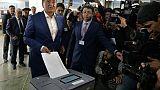 Kirghizstan: le candidat pro-gouvernement remporte la présidentielle, crainte de troubles