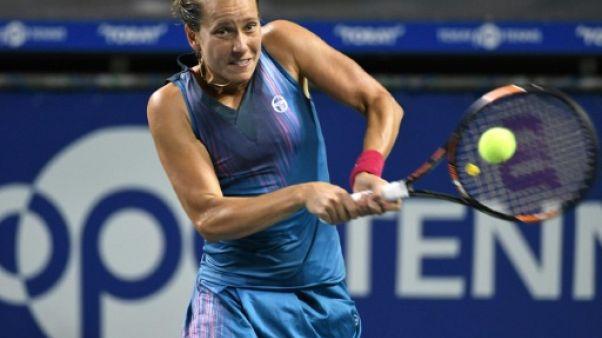 Tennis: Strycova remporte à Linz le deuxième tournoi de sa carrière