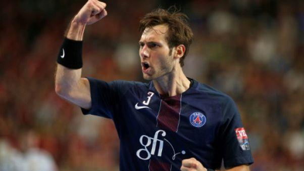 Hand: les Parisiens maîtrisent Aalborg en Ligue des champions