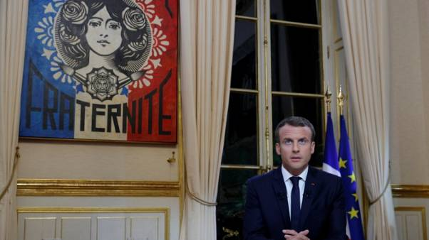 Macron sees French labour reforms bearing fruit within two years