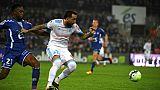 Ligue 1: l'OM, grâce à Mitroglou, arrache le nul à Strasbourg à l'issue d'un match fou