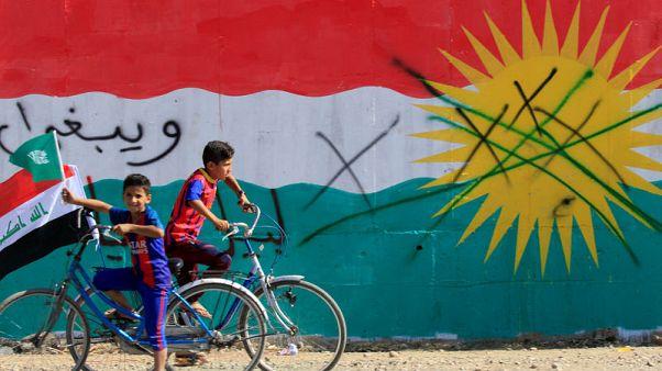 Iraqi forces start advancing toward Kurdish-held Kirkuk - Iraqi and Kurdish officials