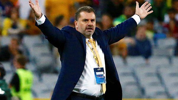 Australia coach Postecoglou mind on Russia, says FA boss