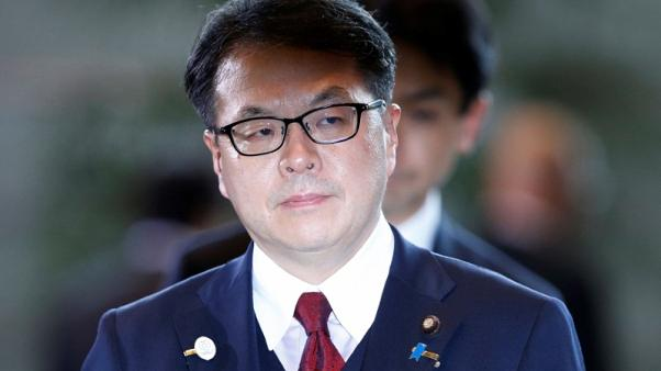 Japan to offer $10 billion to back Asia LNG infrastructure push - media