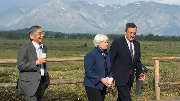 As the quartet breaks up, central banking leadership flux looms