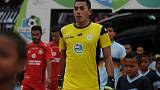 Indonesian fans mourn death of keeper in collision with team mate
