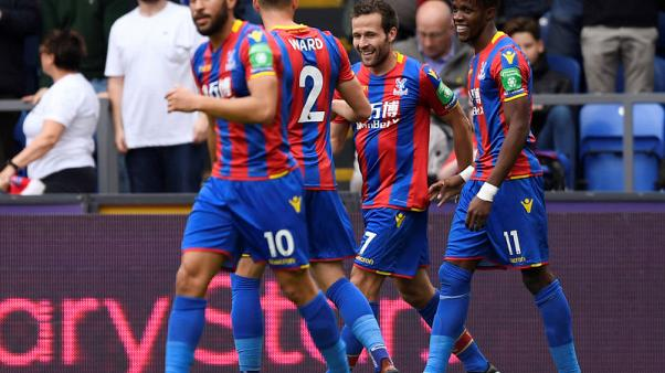 Palace's Cabaye calls for hard work, belief after Chelsea win
