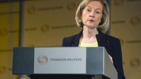 ECB's Nouy expects Spanish banks to meet capital demands - paper