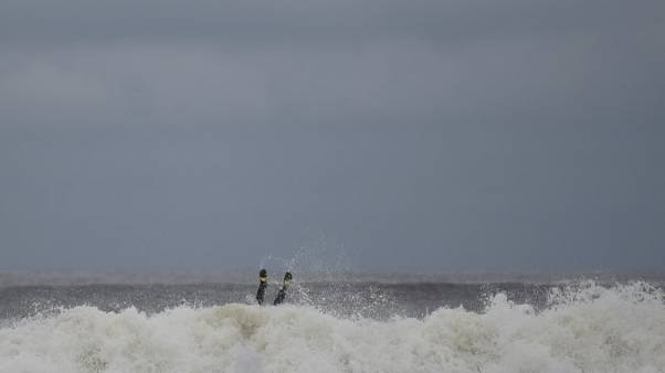 Ireland braces as tropical storm Ophelia approaches