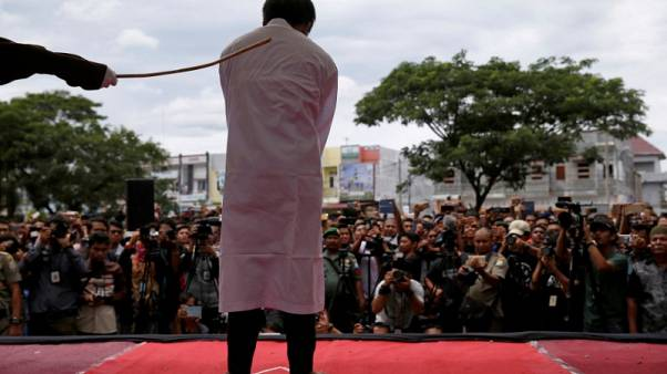Indonesia considers ban on 'destructive' LGBT-related TV content