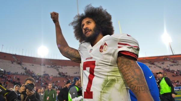Kaepernick files grievance against NFL, citing collusion