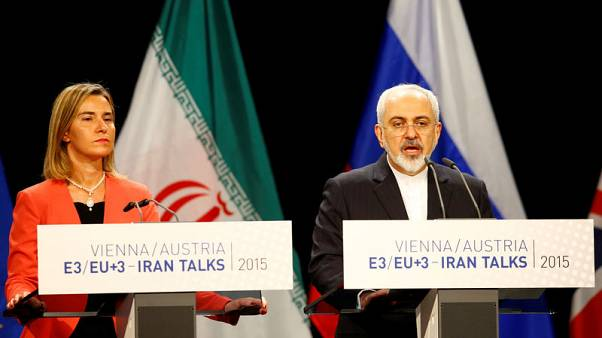 EU foreign policy chief expects strong EU backing for Iran deal