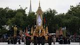 Thai hotels booked up ahead of funeral of revered king