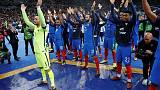 France join top seeds for World Cup draw