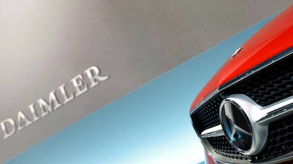 Daimler takes first steps on new structure for cars and trucks