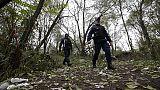 Ventenne scomparsa in bosco della droga