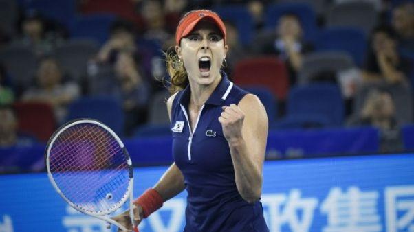 Tennis: Alizé Cornet au deuxième tour à Moscou