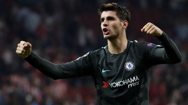 Morata boosts Chelsea ahead of Roma clash